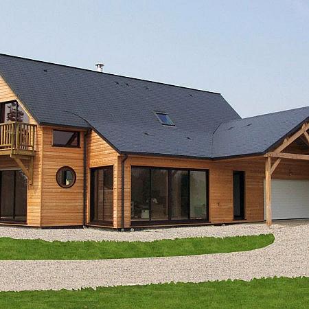 toiture d 39 ardoise la moderne ardoise lisse sur le dessus pierres technoprofil. Black Bedroom Furniture Sets. Home Design Ideas