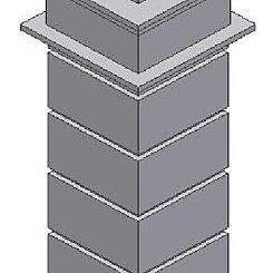 Colonne de terrassement