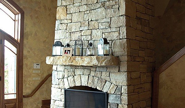 cheminee pierre1 600x350 Residential