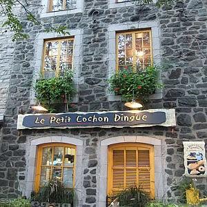 Revêtement pierre restaurant Québec