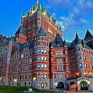 chateau frontenac calcaire st-marc finis de surface