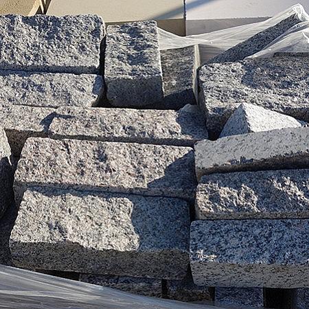 granite caledonia muret ou parement