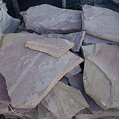 silice chamois arc-en-ciel muret ou pave