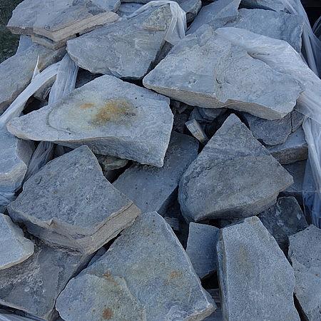 silice chamois fonce muret ou parement