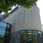 universite boston revetement calcaire indiana beige